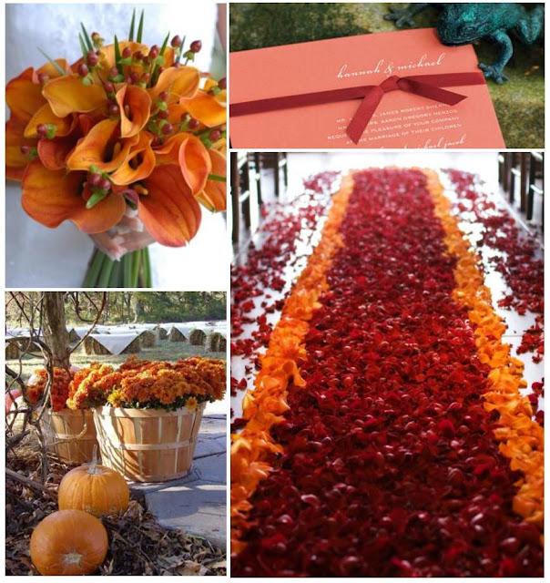 Autumn Wedding Decorations7
