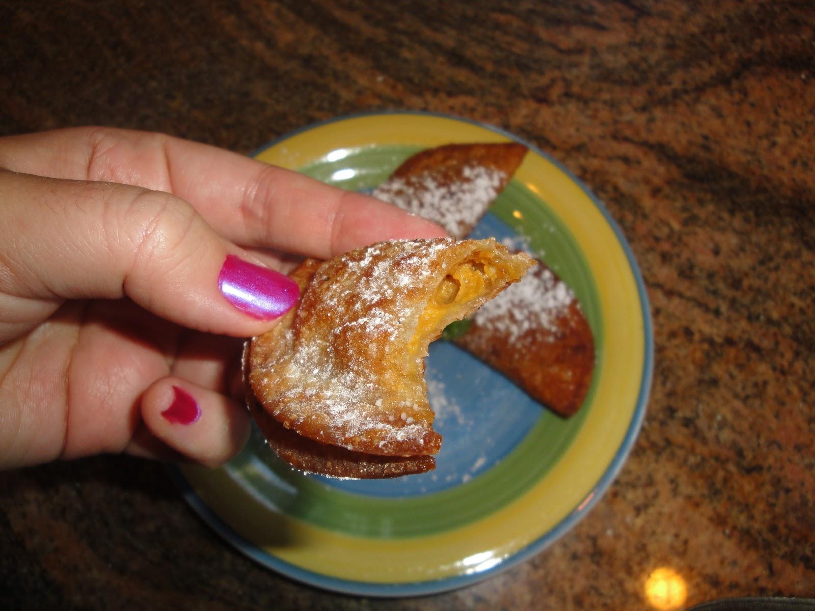 Fairytale Feasts: Fairytale Butternut Squash Dessert Ravioli