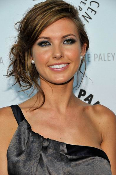The Amusing Short Prom Wavy Hairstyles Updos 2015 Photo