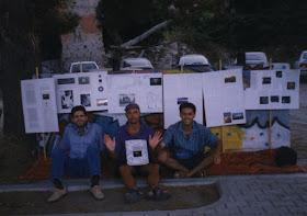 Mostra di Architettura di Gerry Adamo, con Salvatore Piraino