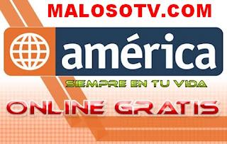 America Television Canal 4 en vivo por internet
