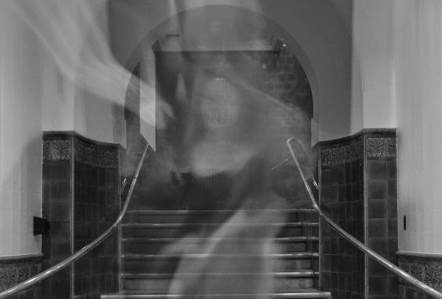 ghost images- real ghost image
