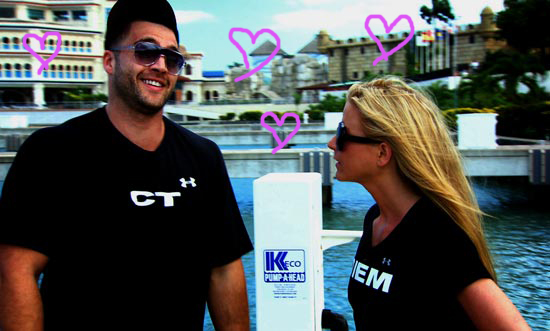Was diem still dating ct