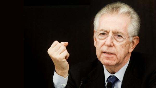 Mario Monti - foto da internet