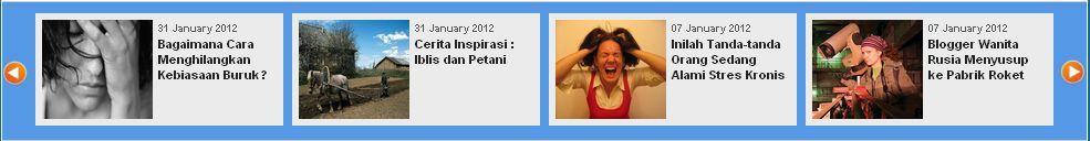 Slider bài mới trượt ngang thumbnail cho blogger ves2