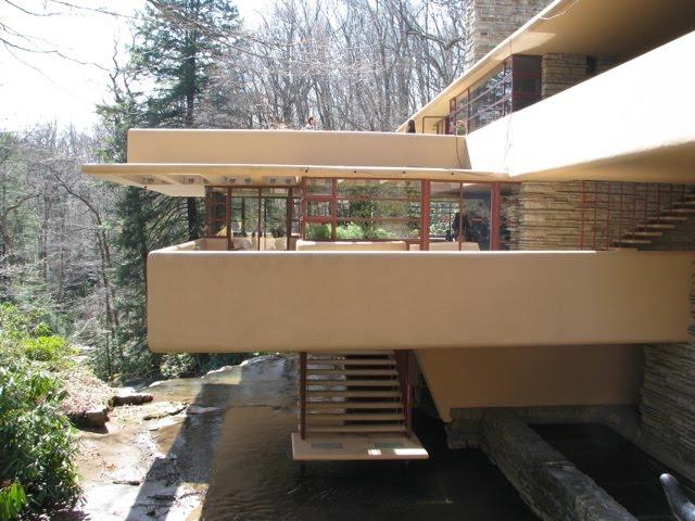 potomac micmac la maison sur la cascade fallingwater. Black Bedroom Furniture Sets. Home Design Ideas