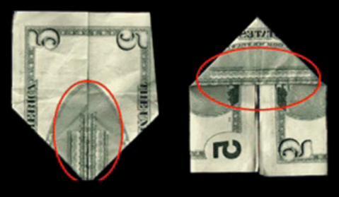 Misteri Unik Dibalik Potongan Gambar Mata Uang Dolar 911wtc Pasar