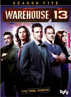 Warehouse 13 - Saul Rubinek and Aaron Ashmore Interview