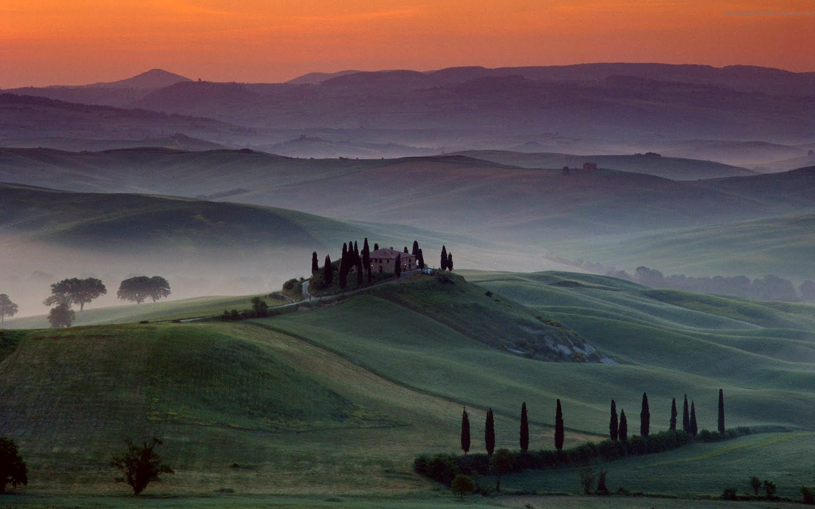beautiful tuscany landscape italy -#main