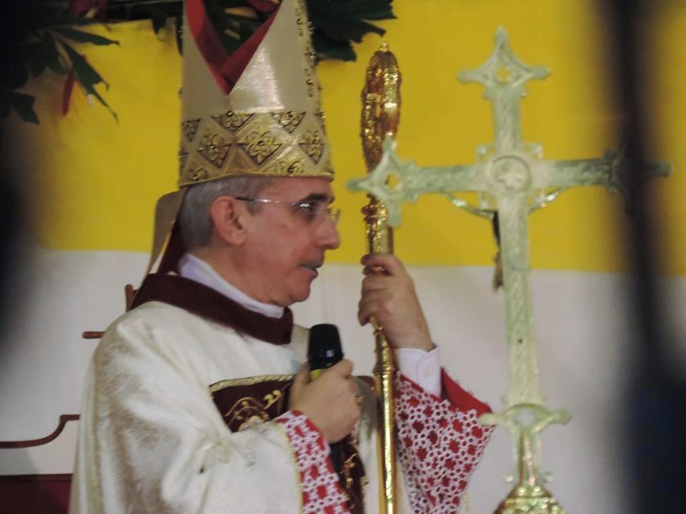 Bispo da Diocese de Palmares