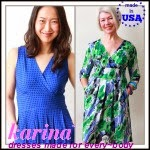 Karina Dresses Made in USA