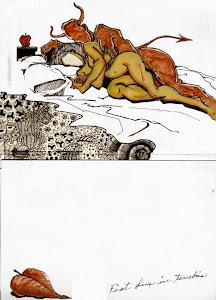 Ilustración: Fiat.Lux.in.Tenebris_ por Zael von Mazon. 2013