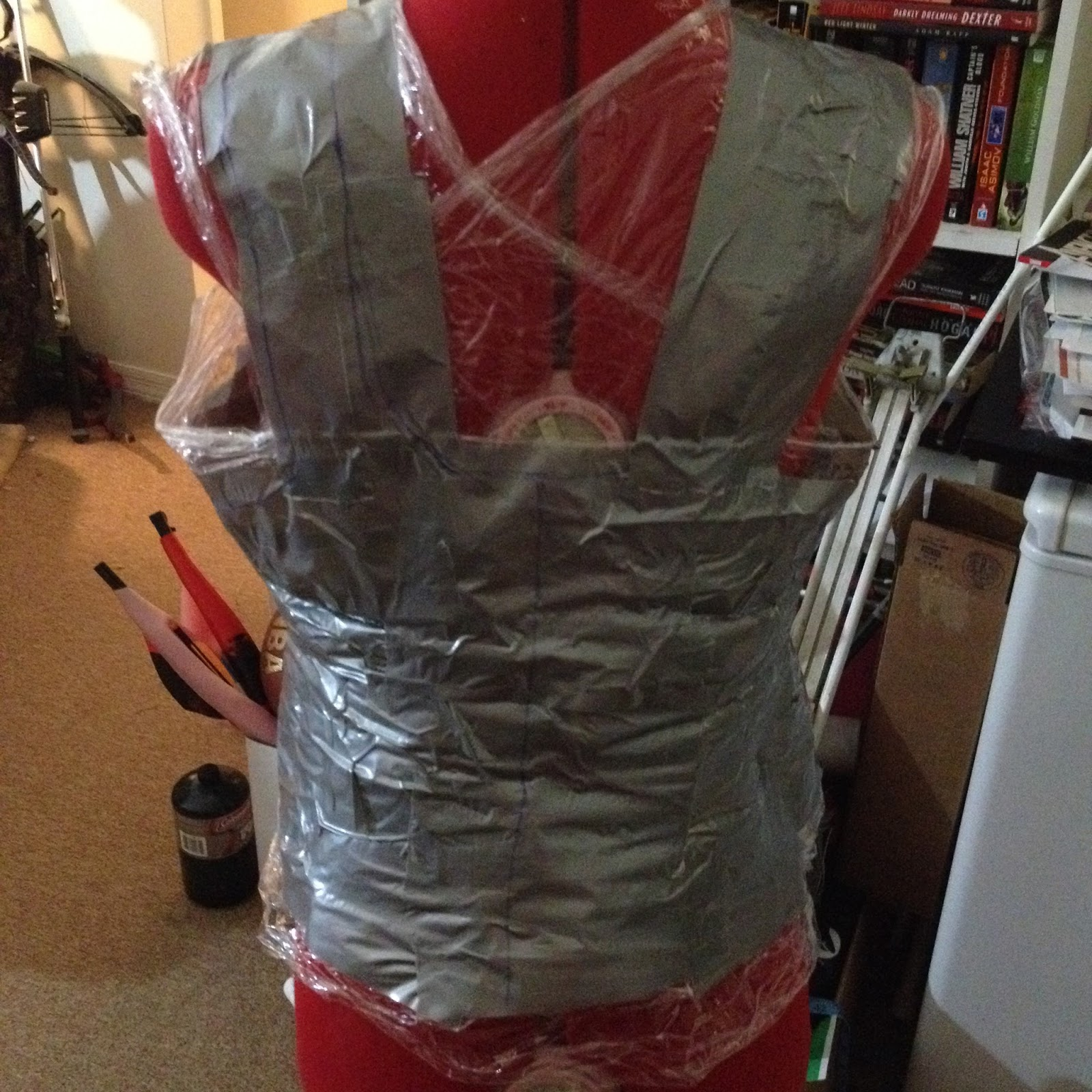 Cosplay Tutorial: Lady Thor (the rest, everything non ...