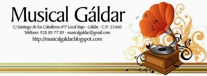 MUSICAL GÁLDAR