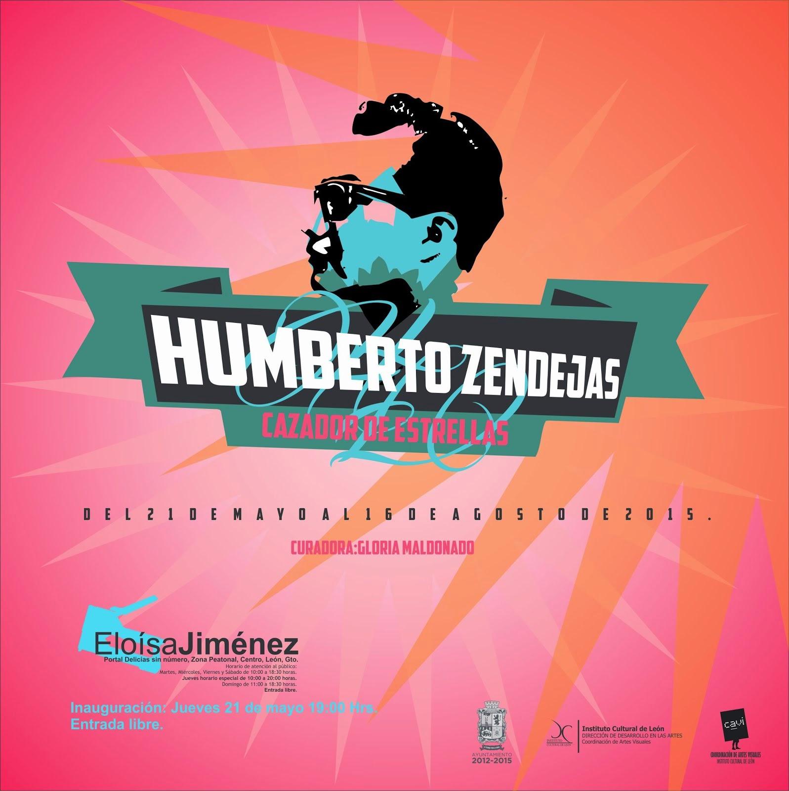 Humberto Zendejas. Cazador de Estrellas.
