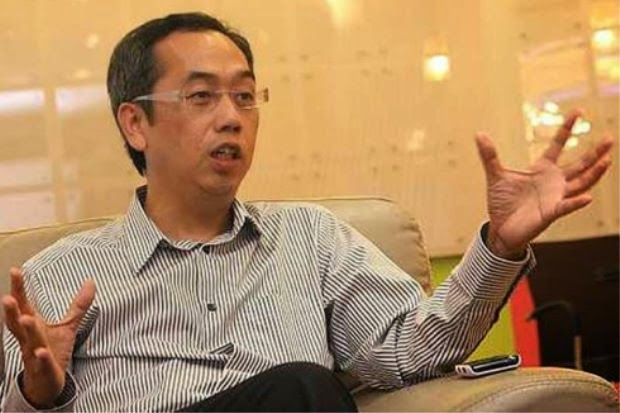 David Teo Tuduhan Aeril Zafrel Wawa Zainal Mengarut