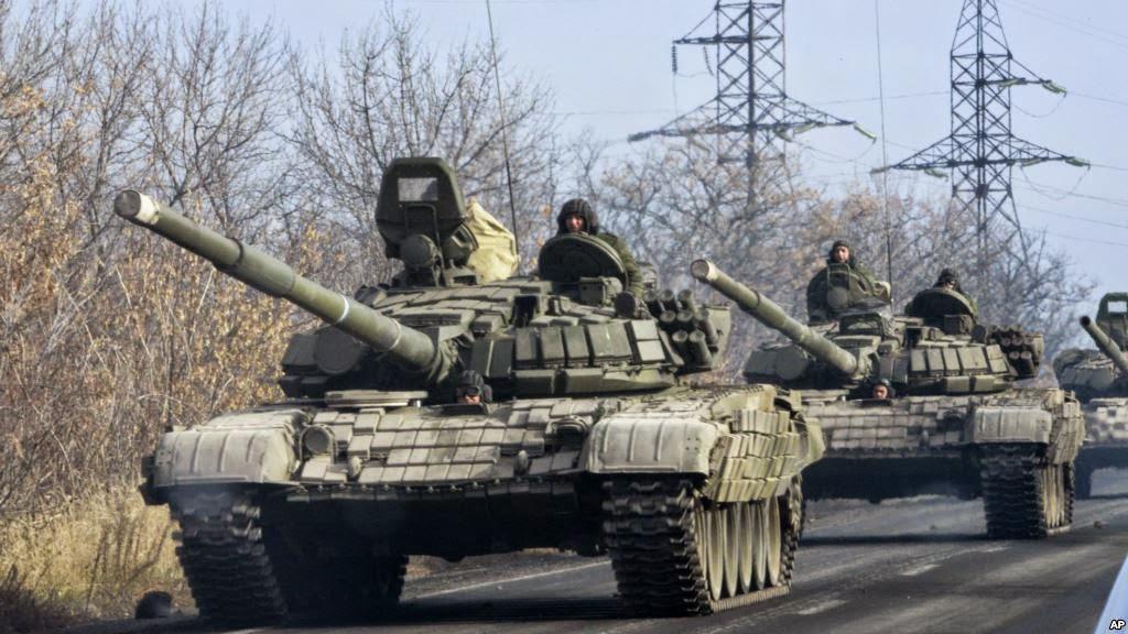СБУ обнародовала данные о составе сил вторжения России