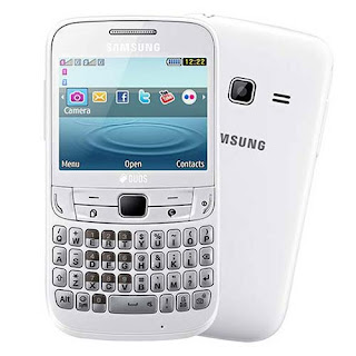 Samsung Chat 357