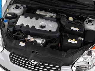 Hyundai accent car 2010 engine - صور محرك سيارة هيونداى اكسنت 2010