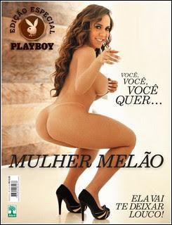 Download Playboy Mulher Melão Especial Setembro 2011