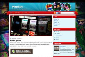 PlaySlot Blogger Template