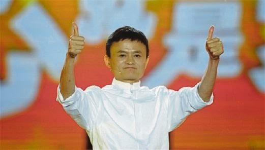 Pengasas Alibaba kurang senang disebut paling kaya di China
