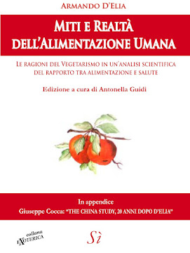 Finalmente e' uscito il libro del Prof. D'Elia