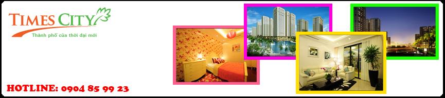 Dự án Chung cư Times City: T1 - T18, Chiết khấu cao - Giá rẻ
