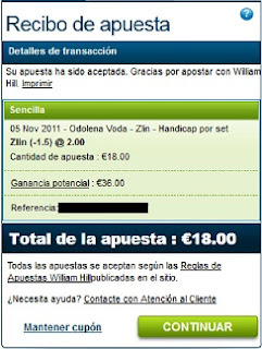 Odolena Voda-Zlin. Voleibol-Liga checa Extraliga. William Hill