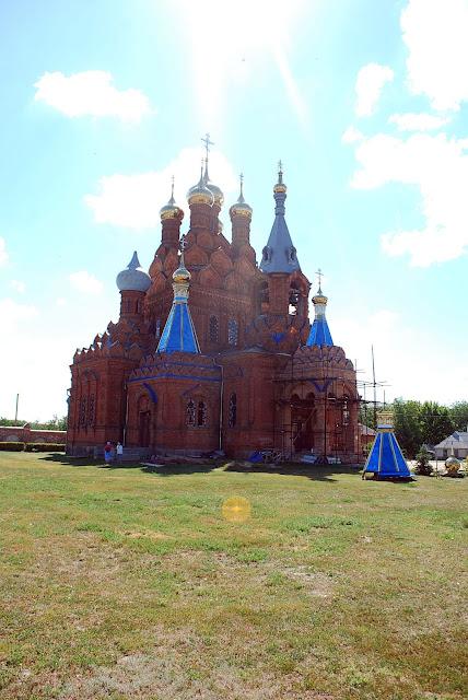 Свято-Михайловский Пелагеевский женский монастырь, фото 2013 г.