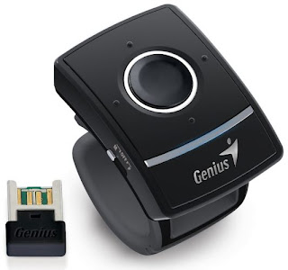 Genius Ring Media Pointer, Ring Touch Cursor Controller