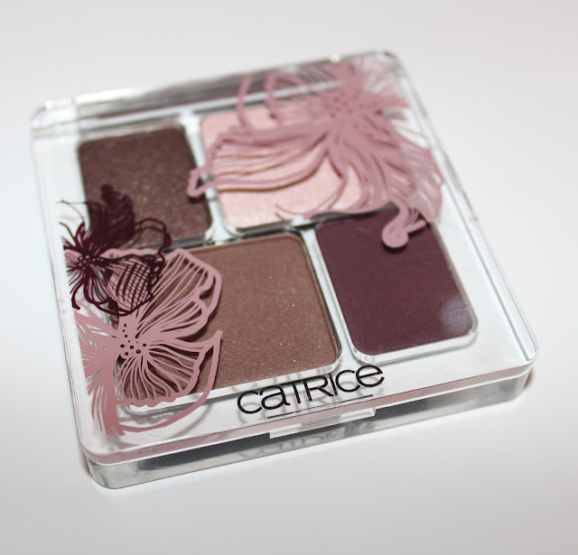 Catrice Hollywood Fabulous 40ties paleta - 02 Hollywood Boulevard