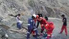 Intentan rescatar a nueve mineros atrapados en mina artesanal del sur peruano