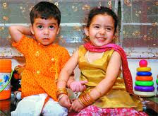 raksha bandhan brother sister cute