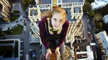 foto selfie Xenia Ignatyeva