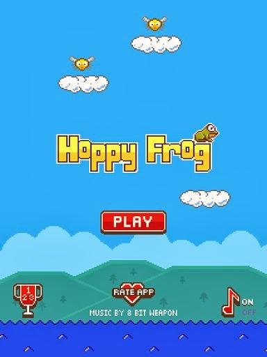 Hoppy Frog