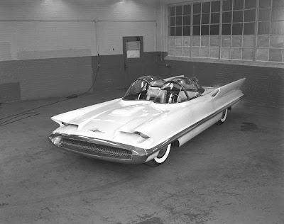 Lincoln Futura 1956