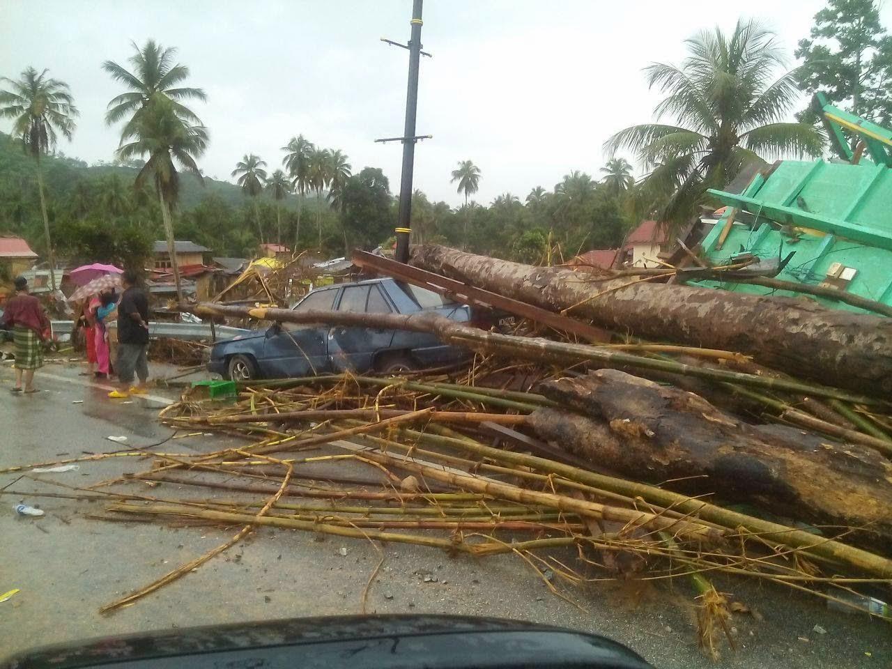 Kelantan banjir teruk