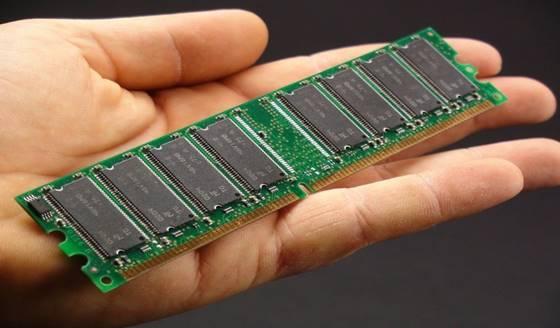 Up na memória RAM com o pen drive
