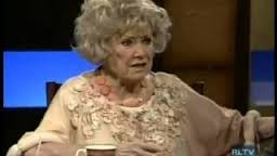 "Phyllis Diller Tells How She Used ""The Secret"""
