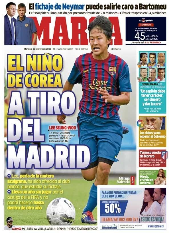 Real Madrid target