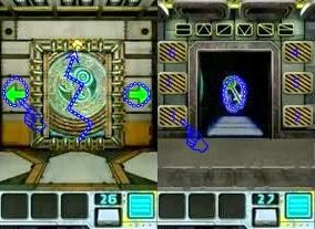 100 Doors Aliens Space Level 24 25 26 27
