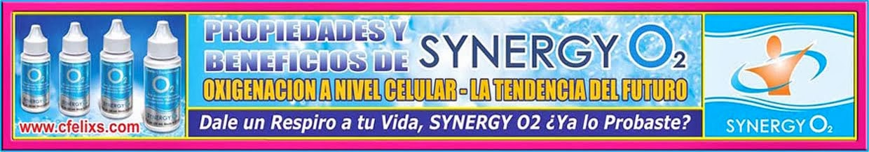BENEFICIOS DE SYNERGYO2