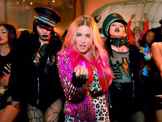 Madonna, Bitch I'm Madonna, music