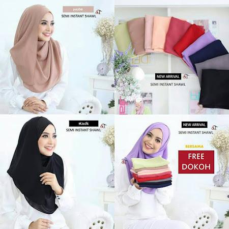 Adakah anda tercari-cari shawl labuh yang mesra muslimah dan menutup aurat serta MUDAH DIGAYAKAN