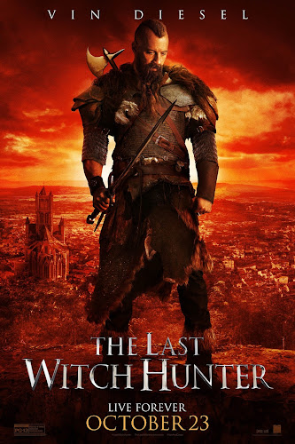 The Last Witch Hunter (BRRip 720p Dual Latino / Ingles) (2015)
