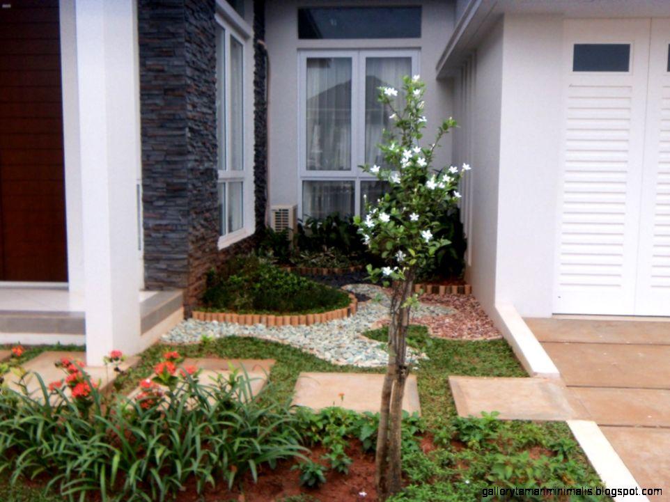 model taman minimalis depan rumah gallery taman minimalis