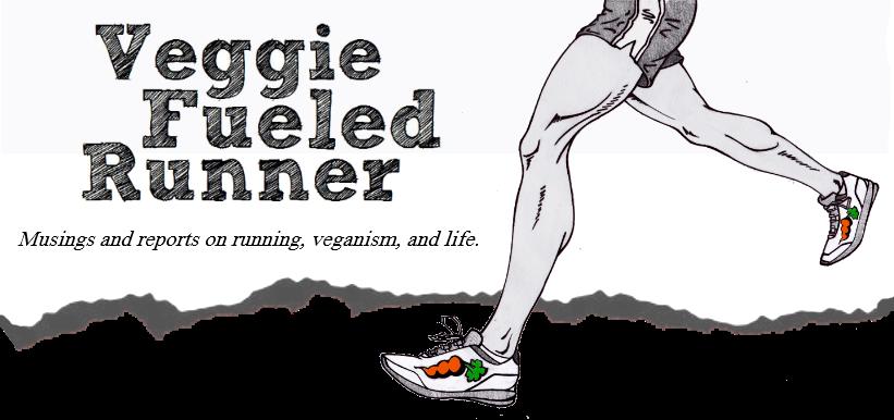 Veggie Fueled Runner