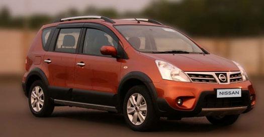 Gallery Nissan Grand Livina X Gear   Dimaz Nissan