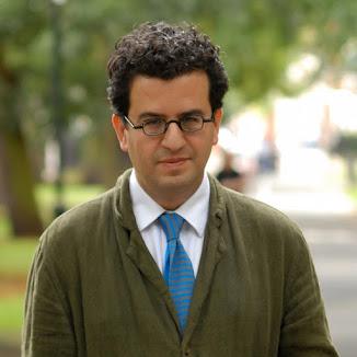 Author, Hisham Matar